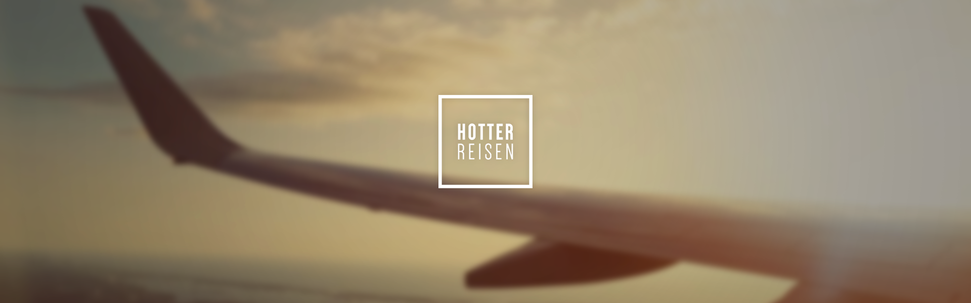 Corporate Design für Hotter Reisen